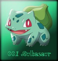 001 Bulbasaur by CharizardsFire
