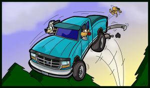 F150 Ways to Wreck Your Truck by AgentC-24