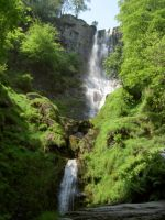 Highest Welsh Waterfall by RichyX83