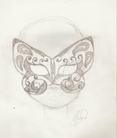 -:ButterFly Mask:- by EmosiPnF