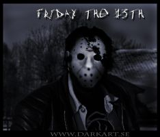 FRIDAY THE 13TH by borderline