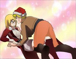 Attack On Titan Christmas by narutoreissuzumaki6