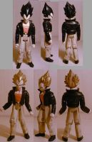 Dragonball end of Z Vegeta ct by pgv