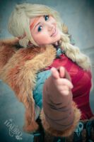 YOU can do it! by HauroCosplay