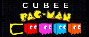 PACMAN CUBEEs by mikeyplater