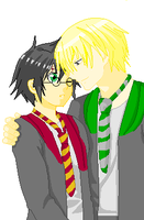 .:Drarry:. by FoxDemon12