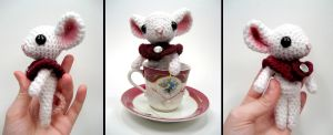Stella the mouse by sarsel