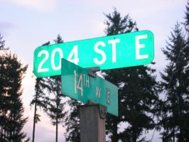 Street Sign1 by Tortured-Raven-Stock