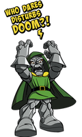 DR.Doom by Daan221