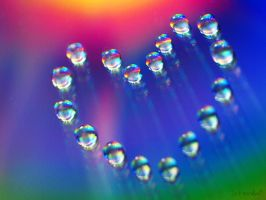 All the Spectra of Love by vanerich