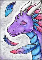 ACEO - Ametiss by jrtracey