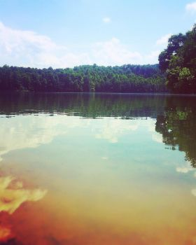 Paintsville Lake by The-Exs-And-The-Ohs