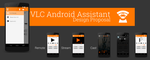 VLC Android Assistant - Design Mockup i02 by sabret00the