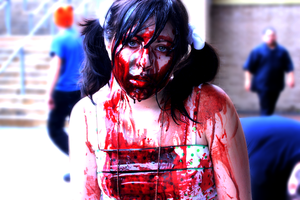 Zombie by adork4ble