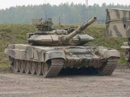 T-90 by FPSRussia123