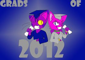 Grads of 2012 by cheshire-cat-tamer
