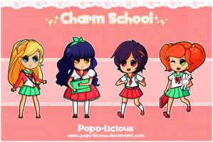 Charm School - UPDATED by Popo-Licious