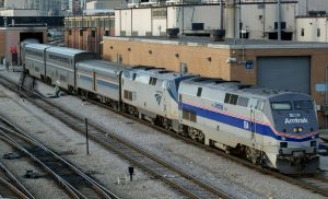 Amtrak 184 into the Wash by JamesT4