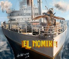 EL NOMIK ! by itzaspace
