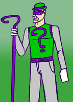 Riddler by SEwing0109