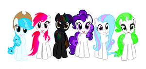 Pony Adoptables - MultiAdopts by xPixels-Puff-Adoptsx