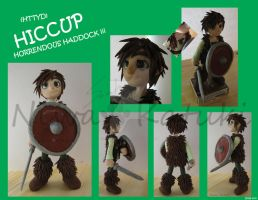 Hiccup_HTTYD by Niwa-Katuki