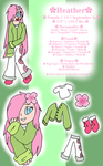 .:REFERENCE:. Heather by JewelyCat