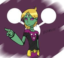Brainiac 5 by Zilkenian