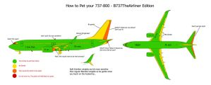 How to Pet your 737 - B737TheAirliner Edition by B737TheAirliner