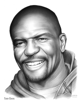 Terry Crews by gregchapin