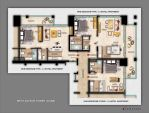 3 to 5 Bedroom Apartment by Zorrodesign