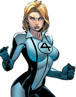 Sue Storm by bobhertley