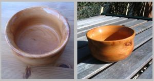 Yew Bowl by kheradruakh