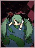 World is Miku's by kalie-ru