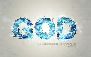 God - Wallpaper by mostpato