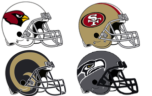 NFC West by Jae500