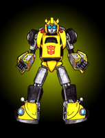 Bumblebee for Charlotte199056 by brothersdude