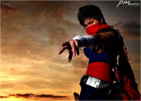 Strider Hiryu 2 by big-pao