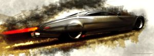 Muskelauto by husseindesign