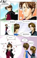 B'z fan comic - 11 : Part 2 by maiyeng