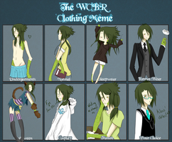 wCaBrs - Clothing Meme by iondra