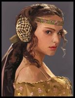 Star Wars - Padme by jamga
