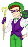 Riddle me this! by Pheseans