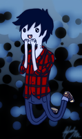 Oh Marshall Lee by MidoriFlygon