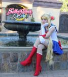 Sailor Moon ^_^ by BluePixieKimiko