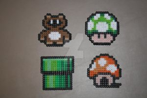 misc mario bro items 4 by whitedenim