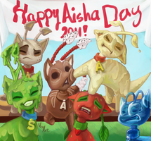 Aisha Day Submission by merkitten
