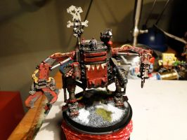 Old School Deff Dread by badbunnyDEVI