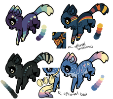 Adopts Set 10 .:CLOSED:. by The-adopt-train