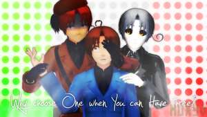 .:Why Choose One?:. by Muxyo